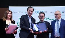 Premio Ussi a Filippo Venezia fondatore dell'agenzia Fotolive