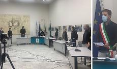 Pizzighettone, il sindaco Moggi presenta la giunta