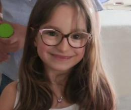 Una terribile malattia ha spento il sorriso a 8 anni di Francesca Barbato