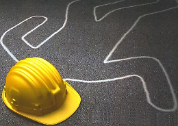 Infortuni  sul lavoro e morti bianche: non c'è pace