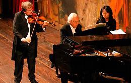 Ughi e Specchi al Museo del Violino