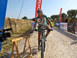 Laura Scaravonati, doppia vittoria in Puglia