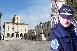 A Sabbioneta arriva il vigile 'sceriffo'
