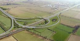 Lombardia: destinati 110 milioni per l'autostrada Cremona-Mantova