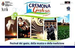 Torna Cremona Gustosa, connubio tra musica, cibo e cultura