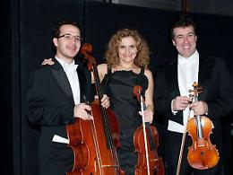 Beethoven per il Trio d'Archi Farnese, Sabato 23 novembre a Comune di Mezzani (PR)