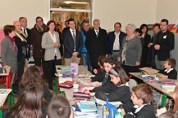 Il sottosegretario Galletti promuove le scuole viadanesi