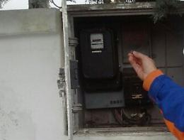 Finto blackout, un inquilino se ne accorge: truffa sventata