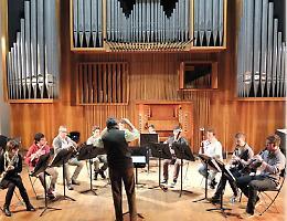 ''Un secolo di musica per gruppi di fiati'' Domenica 23 all'Auditorium Arvedi