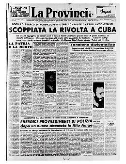 A Cuba è scoppiata la rivolta contro il dittatore Fidel Castro