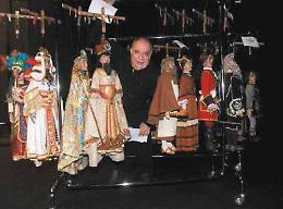 ''Festival Claudio Monteverdi'': il 2 maggio al Ponchielli le marionette della Compagnia Carlo Colla & Figli