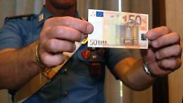 Banconote false: nuovo allarme