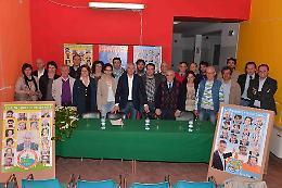 Silla presenta sede elettorale e programma