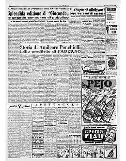 La storia di Amilcare Ponchielli, il figlio prediletto di Paderno. Ma le spoglie riposano al Famedio dei Grandi a Milano