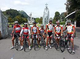 Da Cremona a Lourdes in bicicletta