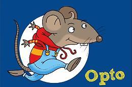 Il topolino Opto svela i misteri del supemercato ai bambini (e ai genitori)