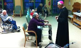 Nuova ala al San Giuseppe, più servizi per ospiti disabili