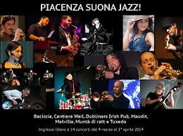 'Piacenza suona il jazz'.