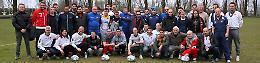 Rugby integrato, mondiali e cena  in piazza Duomo