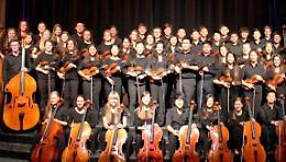 Concerto degli studenti della Pioneer High School stasera
