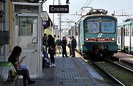 Lavori di manutenzione sulla linea, traffico ferroviario in tilt