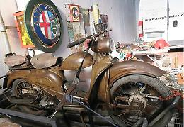 Mostra mercato e scambio, dedicato ad auto, moto, accessori e ricambi d'epoca