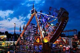 La resa dei giostrai: il Luna Park salta