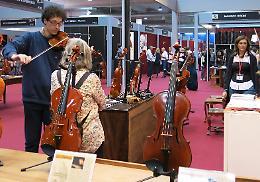 Il top dell'artigianato musicale mondiale a Cremona per un evento unico