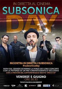 Subsonica Day