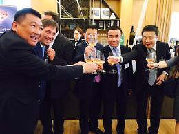 Expo, i meloni di Viadana conquistano la delegazione cinese