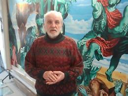 """""""Il dì dell'opera"""", la grande mostra di  Virginio Lini fino al 26 giugno"""