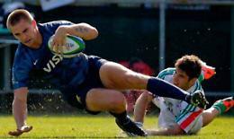 Rugby Mondiale Under 20: in cento gratis allo Zini con il giornale