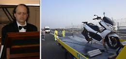 Schianto in scooter, 52enne muore mentre va in vacanza