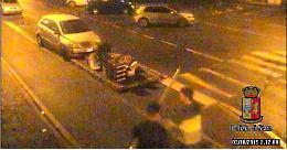 Vandalismi nel centro cittadino, quattro ragazzi denunciati