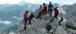 La montagna è da film con il Cai di Cremona