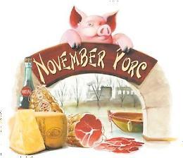 I sapori del Maiale … November Porc
