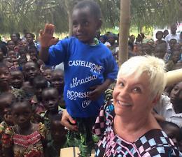 Mercatino, il regalo di Natale devoluto alla scuola del Togo