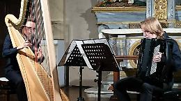Jazz, musica da camera, fisarmonica, classica con pianoforte e arpa. E' l'Autunno Musicale Mezzanese