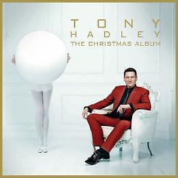 """""""The Christmas  Album"""" è il nuovo lavoro di Tony Hadley,  frontman degli Spandau Ballet"""
