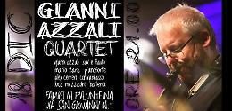 Gianni Azzali Quartet a Piacenza