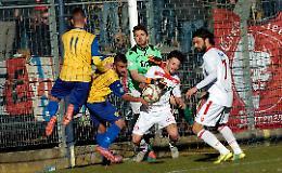 Due errori difensivi condannano la Pergolettese a Lecco (0-2)