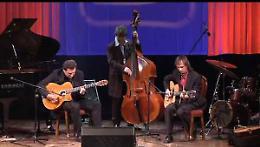 Tartamella Django's Clan & la fisarmonica di Castrini il 17 al Chocabeck