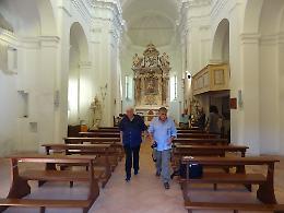 Santa Maria dell'Argine, via ai restauri dell'altare