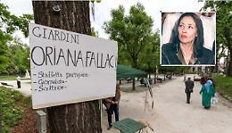 Via negata a Oriana Fallaci? I problemi importanti sono altri