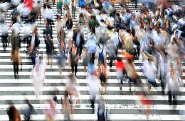 La popolazione in provincia: quattro anziani per ogni bambino