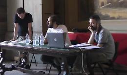 Omar Pedrini incontra gli studenti di musicologia