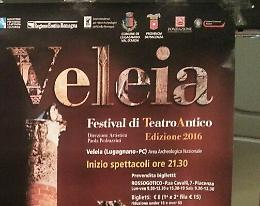 "Veleia Romana. Festival ""Teatro antico e Musica"""