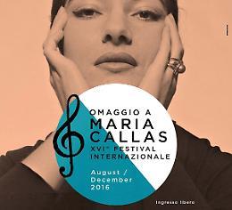 """A Sirmione  il festival internazionale """"Omaggio a Maria Callas"""", dieci concerti per la 'Divina'"""