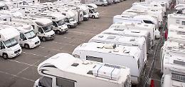 Oltre 600mila camperisti in Italia