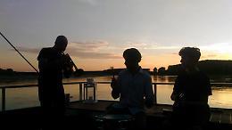 Cremona. Navigazioni a ritmo di jazz, swing e blues  sul grande fiume
